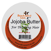 Gingko and Jojoba in Black Cumin Oil for Brittle and Thinning Hair