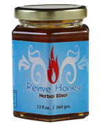 Honey Elixir For Cold, Congestion, and Sore Throats, 12 oz.
