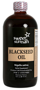 Black Seed Oil - Nigella Sativa - Black Cumin Oil - 16 oz.